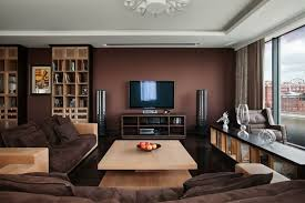 what color should i paint my living room with black furniture