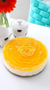 peach rose cheesecake recipe tastemade