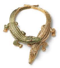 cartier necklace images Cartier crocodile necklace art hound jpg