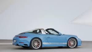 porsche 911 new porsche 911 targa 4s exclusive design edition