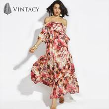 popular plus size chiffon maxi dress red floral buy cheap plus