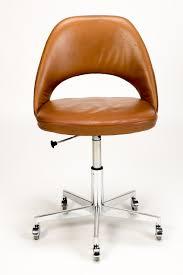 eero saarinen office chair leather okay art
