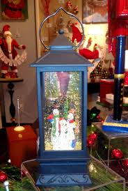 raz imports 10 5 lighted snowman water globe lantern sold out