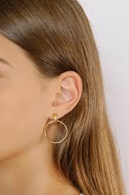 grande earrings earrings pipe and row