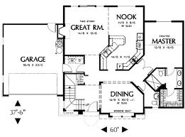 tudor floor plans tudor style house plan 4 beds 2 50 baths 1950 sq ft plan 48 211