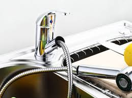 Gooseneck Kitchen Faucet With Pull Out Spray by Kitchen Faucet Beautiful Brush Nickel Brass Commercial