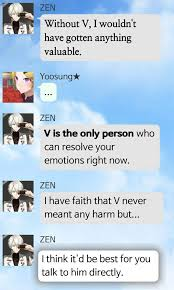 Members Of Blind Faith Yoosung Route Replay Day 8 Mystic Messenger Rfa Amino