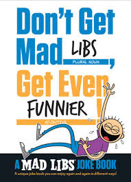 hanukkah mad libs don t get mad libs get even funnier penguin random house retail