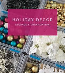 Christmas Ornament Storage Solutions by 370 Best Christmas Organizing Images On Pinterest Organizing
