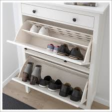 White Shoe Storage Cabinet Living Room Awesome Ikea White Shoe Cabinet Hemnes Shoe Storage