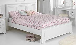 double bed grace white double bed