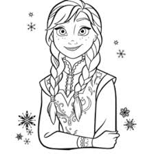 disney frozen coloring pages anna archives mente beta
