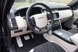 ford range rover interior lumma design range rover clr r carbon package