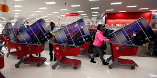when is target online black friday start americans open 500 000 credit cards black friday business insider