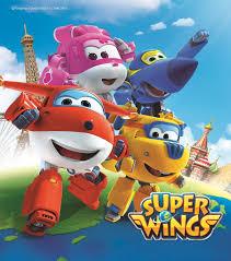 super wings u0027 debuts on amazon animation world network