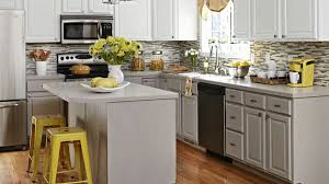 Boring To Beautiful Kitchen Makeover - Simple kitchen makeover