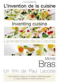 la cuisine de michel le dvd l invention de la cuisine par la cuisinière santini by