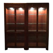 Asian Modern Furniture by Vintage U0026 Used Asian China And Display Cabinets Chairish