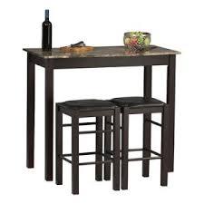 Bar Table And Stool Set Indoor Pub Table Sets Hayneedle