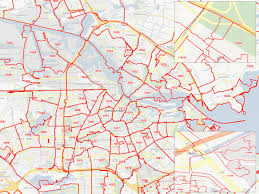 postcode maps geodan