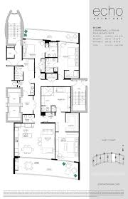 Parc Imperial Floor Plan by Echo Aventura One Miami Homes