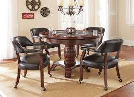 steve silver dining room furniture steve silver tournament tournament game table top feet and