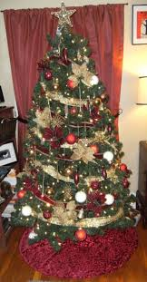 Gold White Christmas Tree 16 Best Gold Christmas Tree Decor Images On Pinterest Decorating