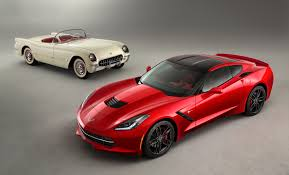 corvette manufacturer 1954 2014 corvette 60 is the performance age the