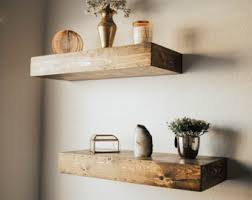floating shelf etsy