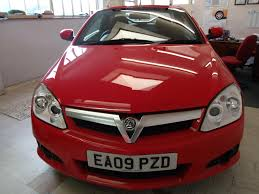 used vauxhall tigra red for sale motors co uk