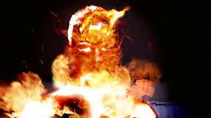 fantastic 4 human torch vfx test