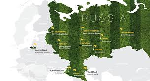 russia world cup cities map 2018 russia world cup aircraft charter 20 passengers