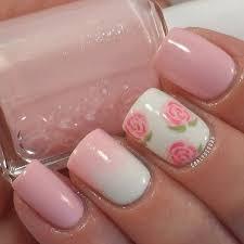 White Pink Nail 50 Pink Nail Designs And Design