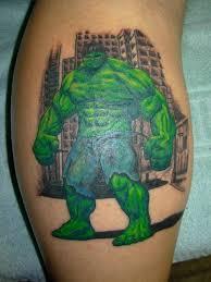 23 geekiest comic book tattoos walyou
