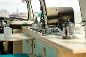 volkswagen concept van interior vw camper van interior kitchen volkswagen camper pinterest