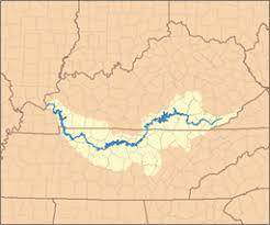 cumberland river map cumberland river