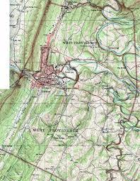 Dallas County Map Bedford County Pennsylvania Map