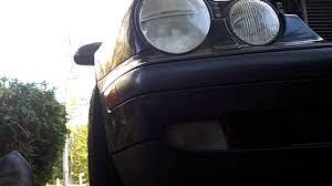 mercedes clk 320 w208 series xenon headlight bulb replacement