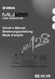 yamaha portable generator mu128 pdf owner u0027s manual free download