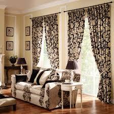 Curtains Printed Designs Livingroom Inspiring Curtain Ideas For Living Room Modern