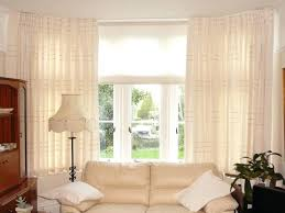How To Hang Curtains On A Bay Window Hanging Curtains In Bay Windows Bay Window Curtain Ideas Jcpenney