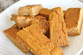 Carrot Cake Protein Bars Maddy Moon