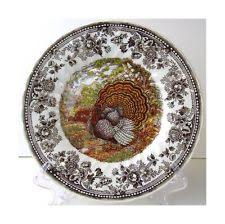 set 4 majestic china salad plates turkey