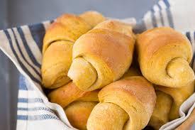 scrumptious sweet potato crescent rolls healthy ideas for