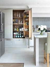Kitchen Pantry Cupboard Designs Pantry Cabinet Design Useful Pullout Shelves Kitchen Pantry