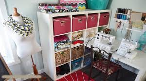 mesmerizing sewing room ideas twuzzer