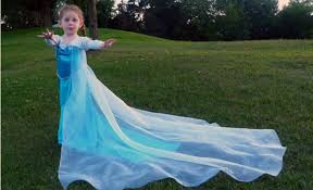 reductress basic four year old dresses as elsa