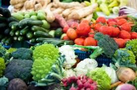 list of vegetables list of raw foods 1