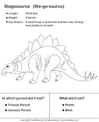 amazing dinosaur facts worksheet turtle diary