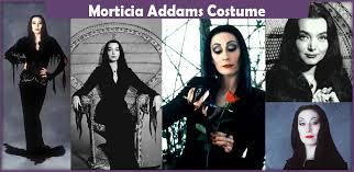 Morticia Addams Dress Morticia Addams Costume A Diy Guide Cosplay Savvy